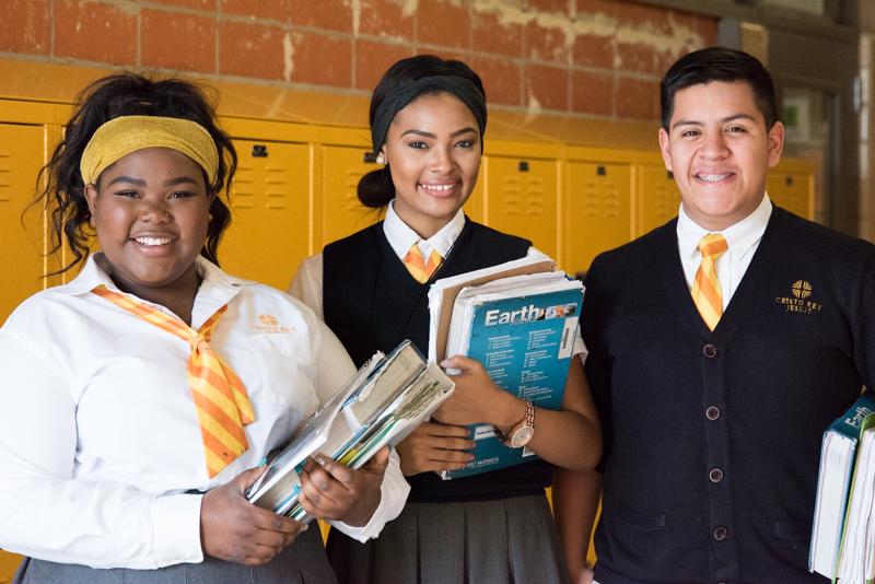Cristo Rey Jesuit Preparatory School Houston